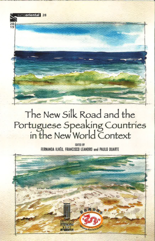 capa the new silk road and the portuguese speaking countries in the new world context