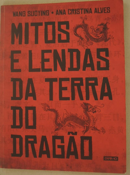 curso mitos e lendas da terra do dragao